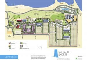Wallaroo Shores Master Development Plan